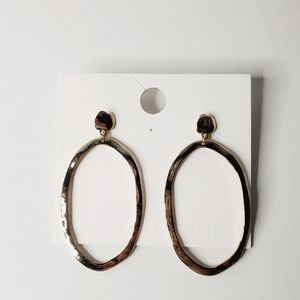 ❗❗3 for 20 NWT Forever21 big oval earrings